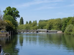 Caversham weir